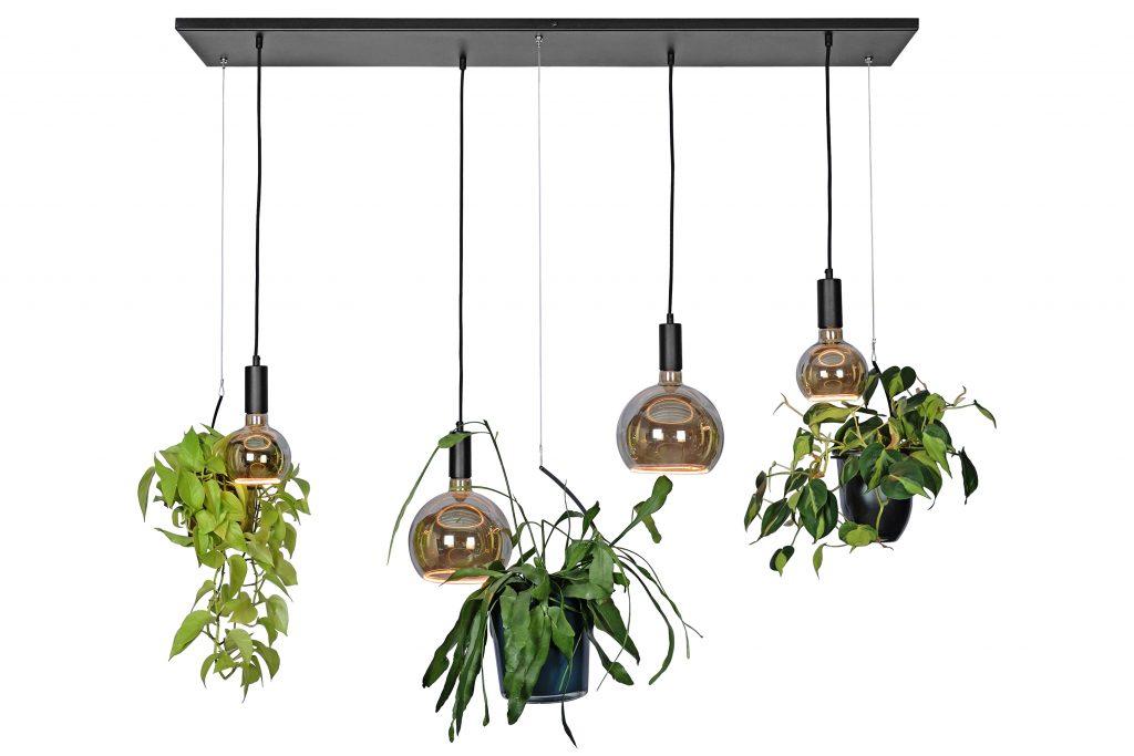 BRYGGEN hanglamp met levend groen| GRØNN